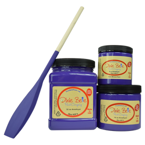 Amethyst Chalk Mineral Paint - Dixie Belle Paint