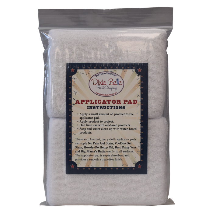Applicator Pads - Dixie Belle Paint