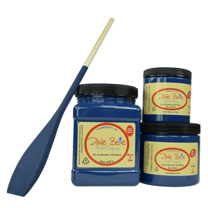 Bunker Hill Blue Chalk Mineral Paint - Dixie Belle Paint