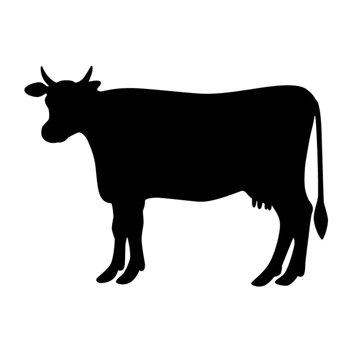 Stencil - Cow - Dixie Belle Paint