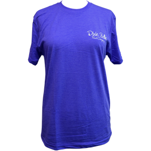 T-Shirt - Blue Heather - Dixie Belle Paint