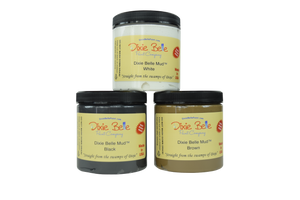 Dixie Mud - Black - Dixie Belle Paint