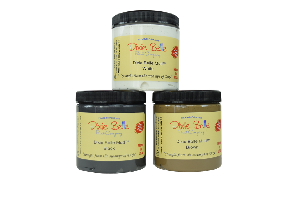 Dixie Mud - White - Dixie Belle Paint
