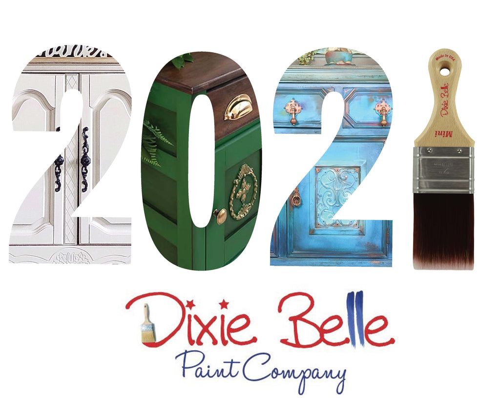 Calendar 2021 - Dixie Belle Paint