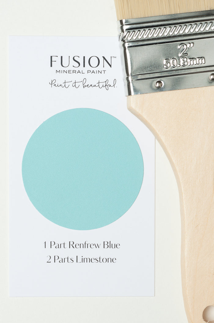 Fusion Mineral Paint - Custom Blend 18