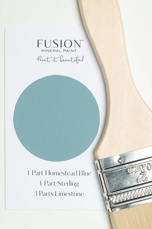 Fusion Mineral Paint - Custom Blend 20