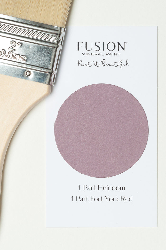 Fusion Mineral Paint - Custom Blend 3