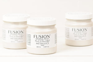 Metallic Pearl - Fusion Mineral Paint