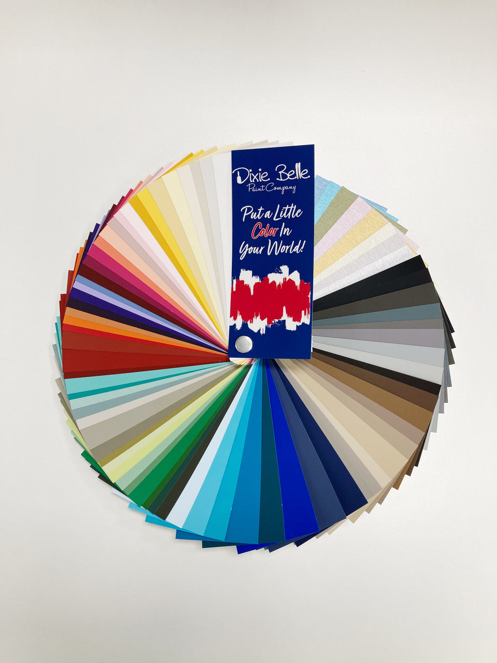 Fan Deck - Dixie Belle Paint