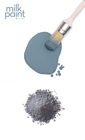 Coastal Blue - milk paint by Fusion