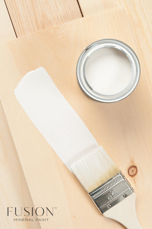 Stain & Finishing Oil (SFO - All in One) - White - Fusion Mineral Paint