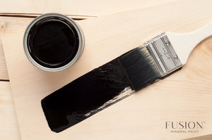 Stain & Finishing Oil (SFO - All in One) - Ebony - Fusion Mineral Paint