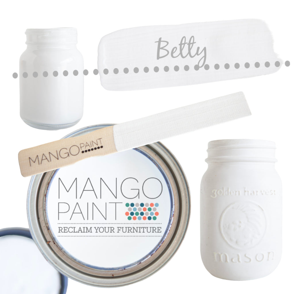 Betty - Mango Paint