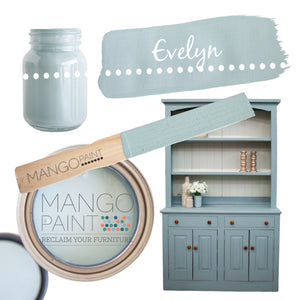 Evelyn - Mango Paint
