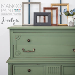 Jocelyn - Mango Paint