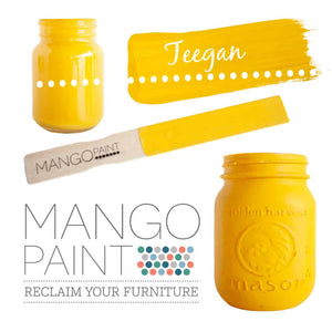 Teegan - Mango Paint