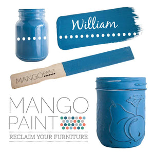 William - Mango Paint