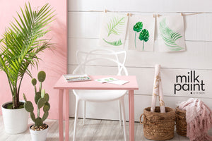 Palm Springs Pink - milk paint by Fusion