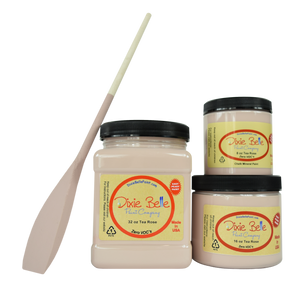 Tea Rose Chalk Mineral Paint - Dixie Belle Paint
