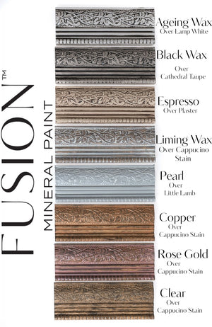 Liming Wax (Furniture Wax) - Fusion Mineral Paint
