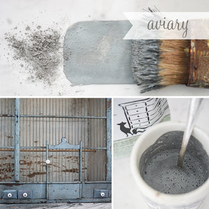Aviary - Miss Mustard Seed's Milk Paint