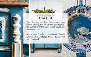 Flow Blue - Miss Mustard Seed's Milk Paint
