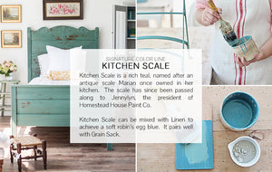 Kitchen Scale - Miss Mustard Seed's Milk Paint