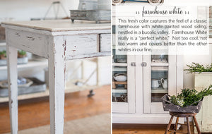 Farmhouse White - Miss Mustard Seed's Milk Paint