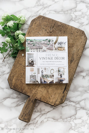 Jamie Lundstrom - French Vintage Decor Book