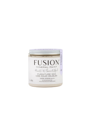 Clear Scented Wax (Fields Of Lavender Furniture Wax) - Fusion Mineral Paint