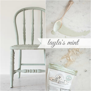 Layla's Mint - Miss Mustard Seed's Milk Paint