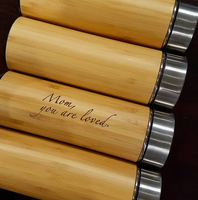 Bamboo Shell Thermal Flask