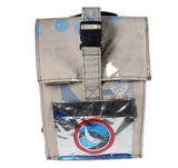 Xtra-L cement sack backpack (UPCYCLED!)