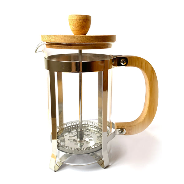 Plastic-Free French Press