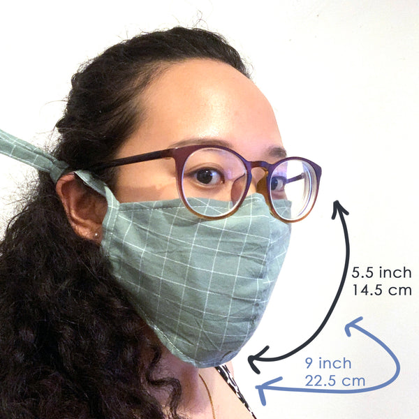 100% Cotton Reusable Face Mask