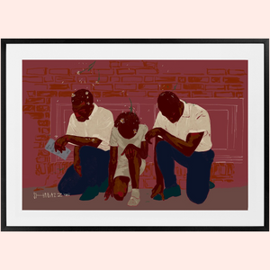 "Framed: ""Good Trouble"" by Shabazz Larkin"