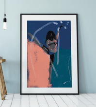Load image into Gallery viewer, Dance Free Art Print