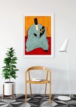 Load image into Gallery viewer, Godfather Art Print