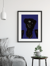 Load image into Gallery viewer, Moonlight Art Print