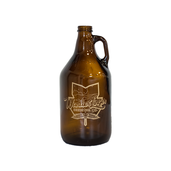 Leaf Logo Growler