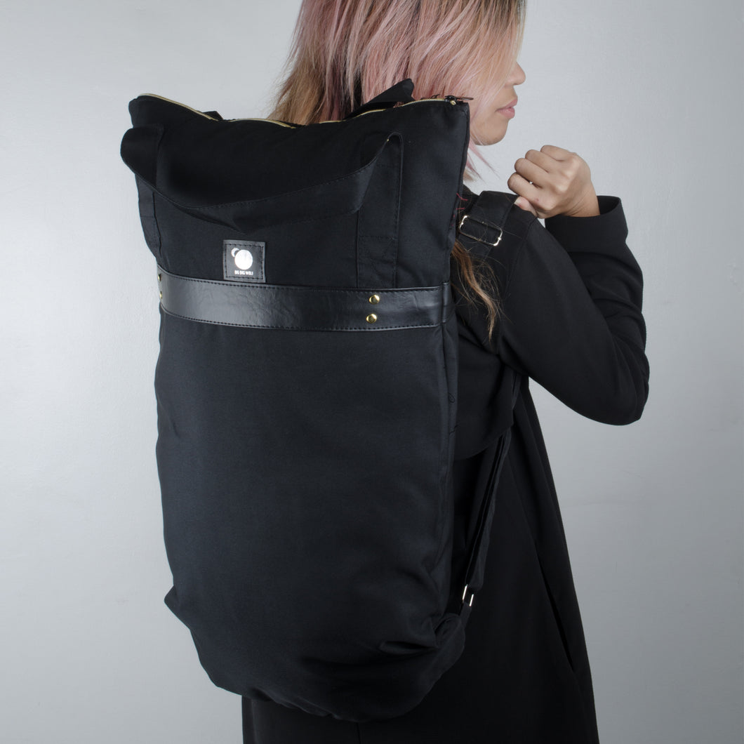 LUNAR in Midnight (3 in 1 Wild Bag)