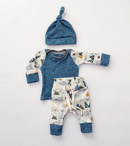 Infant Cotton Clothing