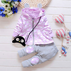 Cotton Hooded Suit