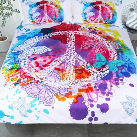 Butterfly Bedding Set