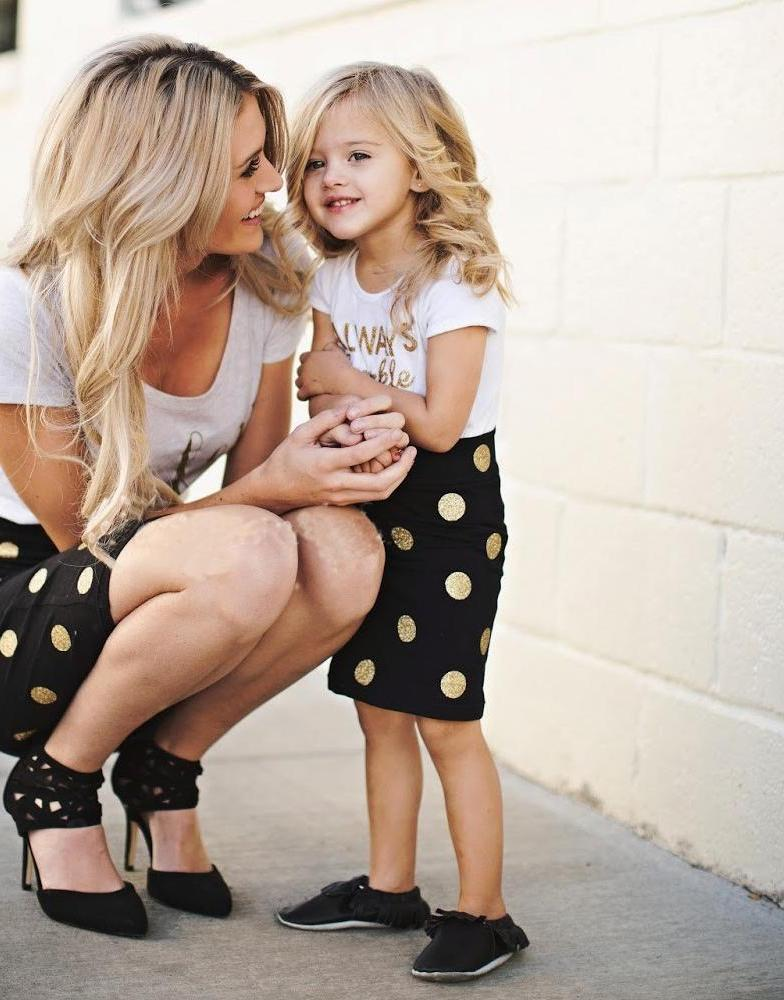 Mother Daughter Matching Outfit