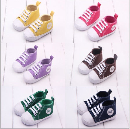 Infants Toddlers Casual Shoes
