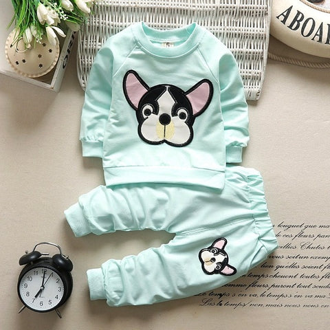 Newborn Cotton Long Sleeved