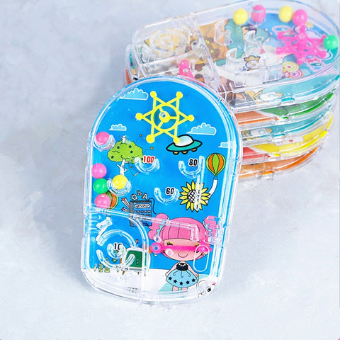 Cartoon Pin Ball