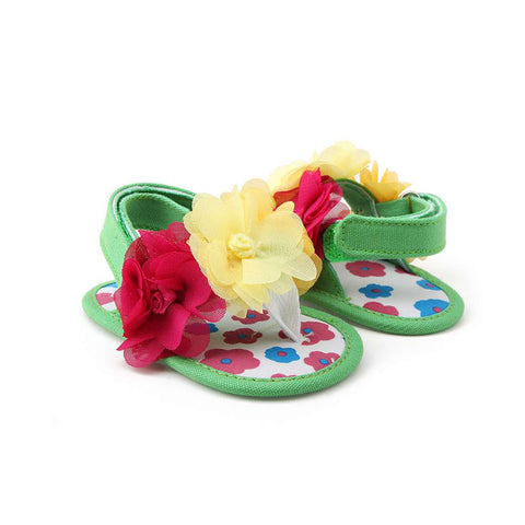 Summer Cute Baby Girls Sandals Princess Flowers Toddlers Kids Shoe Toddler Baby Girl Shoes Kids Toddler Sandals