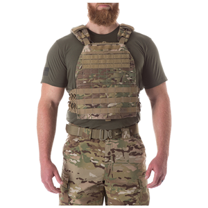 5.11 Tactical® brings you the TacTec™ Plate Carrier, which were designed to be the most lightweight and best- fitting plate carriers you can find and constructed to ensure high performance while remaining lightweight and mobile.